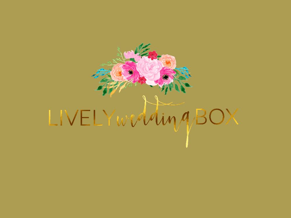 LOgo for Lively Wedding Box